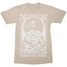 Famous Last Words - Skull Robe (Heather Tan) [入荷予約商品]