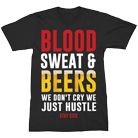 Stay Sick Clothing - Blood, Sweat & Beers [入荷予約商品]
