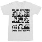 Jared Dines - Seven Faces (White) [入荷予約商品]