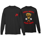 Jared Dines - Pizza Metal (Long Sleeve) [入荷予約商品]