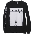 The Plot In You - Crows (Black Heather) (Long Sleeve) [入荷予約商品]