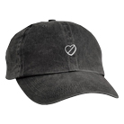 The Plot In You - Broken Heart (Black Pigment Dyed) (Dad Hat) [入荷予約商品]