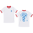 Fit For A King - Snake (White/Red) [入荷予約商品]