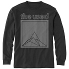 The Used - The Canyon Lines (Long Sleeve) [入荷予約商品]