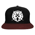 Enterprise Earth - Logo (Black/Red) (Snapback) [入荷予約商品]