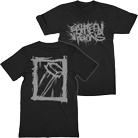 Eighteen Visions - Nail Silver Logo [入荷予約商品]