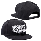 Eighteen Visions - Logo (White) (Snapback) [入荷予約商品]
