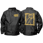 Eighteen Visions - Nail Gold Logo (Windbreaker) [入荷予約商品]