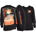 Between the Buried and Me - Drift (Black) (Long Sleeve) [入荷予約商品]
