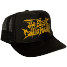 The Black Dahlia Murder - Logo (Trucker Hat) [入荷予約商品]