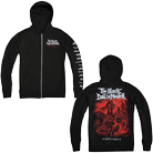 The Black Dahlia Murder - Nightbringers (Zip Up Hoodie) [入荷予約商品]