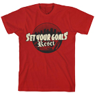 Set Your Goals - Reset (Red) [入荷予約商品]