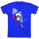 Set Your Goals - Pirate Skull (Blue) [入荷予約商品]