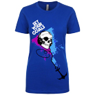 Set Your Goals - Pirate Skull (Blue) [girl's] [入荷予約商品]