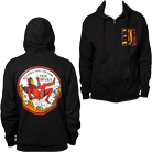 Every Time I Die - Old Devils (Zip Up Hoodie) [入荷予約商品]