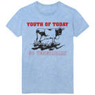 Youth Of Today - Go Vegetarian (Blue) (Limited) [入荷予約商品]