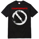 Counterparts - Not You (Black) [入荷予約商品]