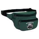 Movements - Bear Logo (Green) (Fanny Pack) [入荷予約商品]