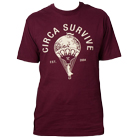 Circa Survive - Varsity (Burgundy) [入荷予約商品]