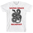Saving Grace - Recidivist (White) [入荷予約商品]