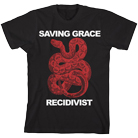 Saving Grace - Recidivist (Black) [入荷予約商品]