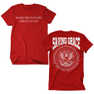 Saving Grace - Make Metalcore Great Again (Red) [入荷予約商品]
