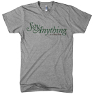 Say Anything - Is A Real Boy Classic (Heather Grey) [入荷予約商品]
