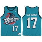 I Prevail - Get Rowdy (Turquoise Blue) (Basketball Jersey) [入荷予約商品]