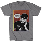 Jared Dines - Tee Hee (Heather Grey) [入荷予約商品]