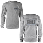 Barrier - Logo (Grey) (Long Sleeve) [入荷予約商品]