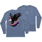 Stay Sick Clothing - Eagle (Denim Blue) (Long Sleeve) [入荷予約商品]