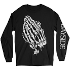 Bayside - Praying Hands (Long Sleeve) [入荷予約商品]