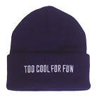 Waterparks - Too Cool (Purple) (Beanie) [入荷予約商品]