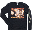 The Dillinger Escape Plan - Vintage Tube (Long Sleeve) [入荷予約商品]