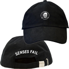 Senses Fail - Circle Skeleton (Dad Hat) [入荷予約商品]