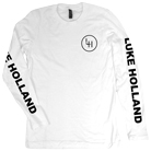 Luke Holland - Logo (Long Sleeve) [入荷予約商品]