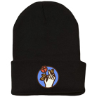Fit For A King - Deathgrip Watermark (Black) (Beanie) [入荷予約商品]