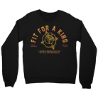Fit For A King - Rose Regrets (Black) (Sweat) [入荷予約商品]