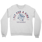 Fit For A King - Rose Regrets (White) (Sweat) [入荷予約商品]