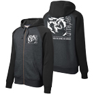 Shai Hulud - Box (Graphite/Heather Black) (Zip Up Hoodie) [入荷予約商品]