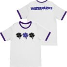 Waterparks - Clover (White/Purple) (Ringer) [入荷予約商品]