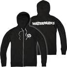 Waterparks - Clover (Zip Up Hoodie) [入荷予約商品]