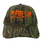 I Declare War - Logo (Camo) (Dad Hat) [入荷予約商品]