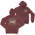 Stick To Your Guns - Cave Canem (Maroon) (Hoodie) [入荷予約商品]