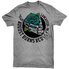 August Burns Red - Skeleton Rose (Heather Grey) [入荷予約商品]