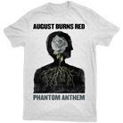 August Burns Red - Phantom Anthem Artwork (Heather White) [入荷予約商品]