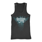 Breakdown Of Sanity - Floral Logo (Tank Top) [入荷予約商品]