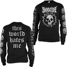 Broken Flesh - Unworthy (Long Sleeve) [入荷予約商品]