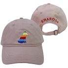 Emarosa - Rainbow Fox (Tan) (Dad Hat) [入荷予約商品]