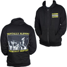 The Acacia Strain - Mentally Slipping (Zip Up Hoodie) [入荷予約商品]